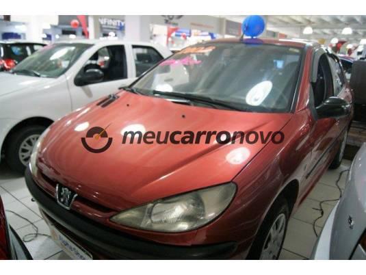 Peugeot 206 selection/sensation 1.0 16v 5p 2002/2002