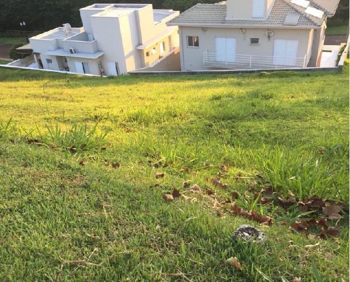 Terreno condomínio ville de france - itatiba - vendo