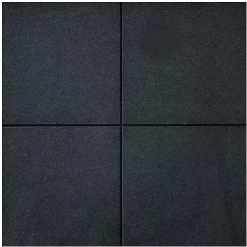 6 placas de piso de borracha 20mm