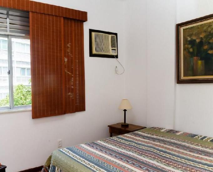 Apartamento com 1 dorm, 25m² jardim botânico rj