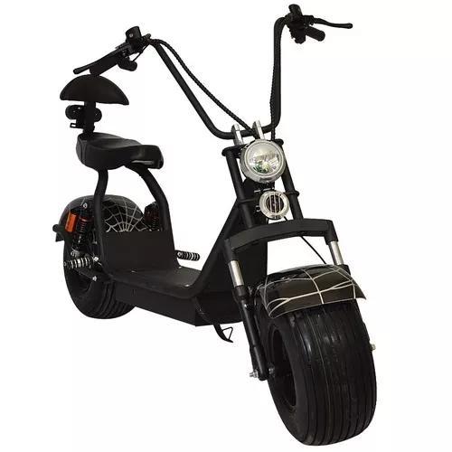 Bicicleta modelo chopper motorizada elétrica 1000w esporte