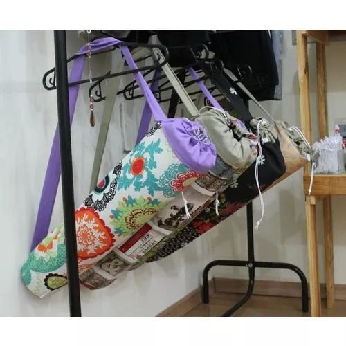 Bolsa para tapete de yoga (porta mat)