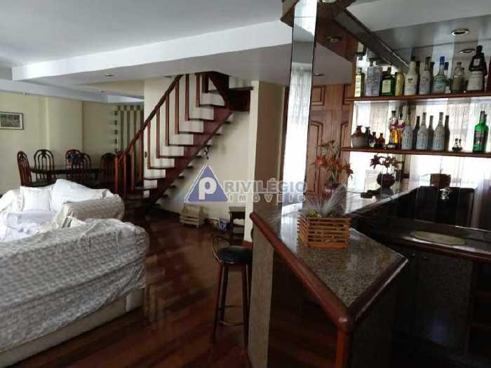 Copacabana, 3 quartos, 1 vaga, 200 m² rua tonelero,