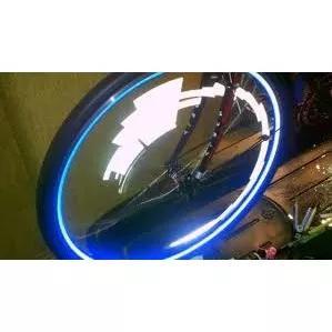 Friso adesivo refletivo p/ bike bicicleta aero aro 24 26 29