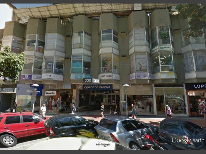 Ipanema, 35 m² rua visconde de pirajá 330, ipanema, zona