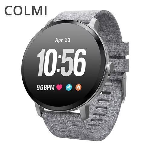 5ca658b2fe8 Relógio smartwatch pulseira inteligente fitness