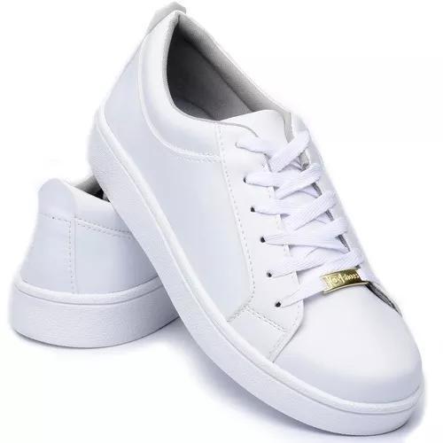 5847993f7 Tenis casual branco 【 OFERTAS Junho 】 | Clasf