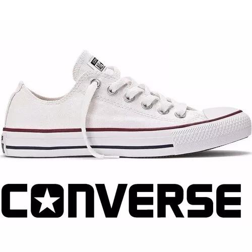 871953de3 Tênis converse all-star ct as core ox branco ct00010001