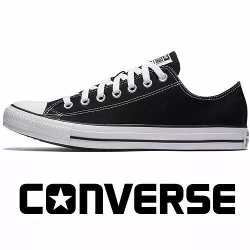 1b508babd Tênis converse all-star ct as core ox preto ct00010002