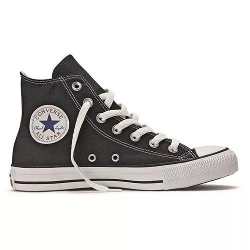 1c5c7f935f Tênis converse chuck taylor all star hi preto