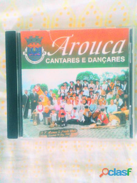 cd do rancho folclórico arouca são paulo clube