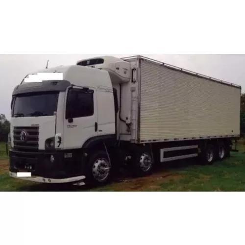 Agrego meu caminhão bitruck frigorifico refrigerado 2015 rj