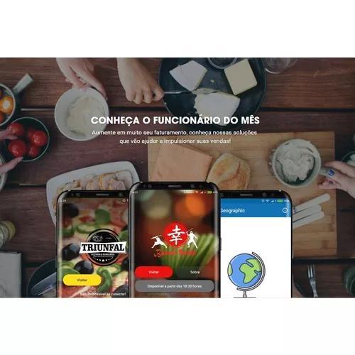 Aplicativo android personalizado, aumente suas vendas já!