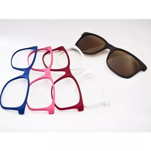 Armação para óculos smart troca frente mod933 original