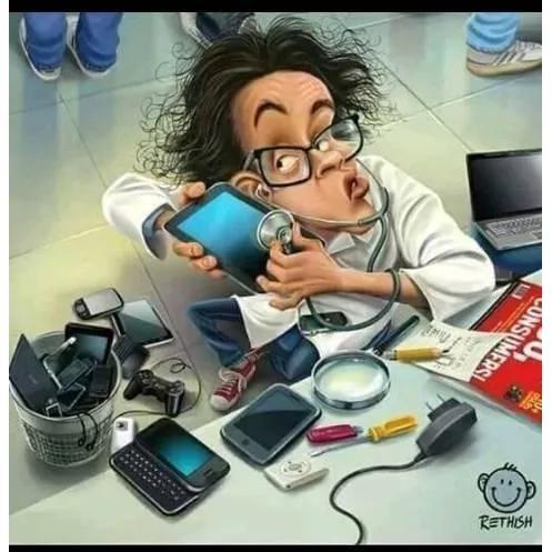 Assitência técnica celulares e tablets acessórios