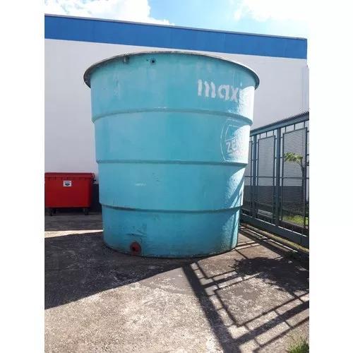 Caixa d'água 15.000 lts usada