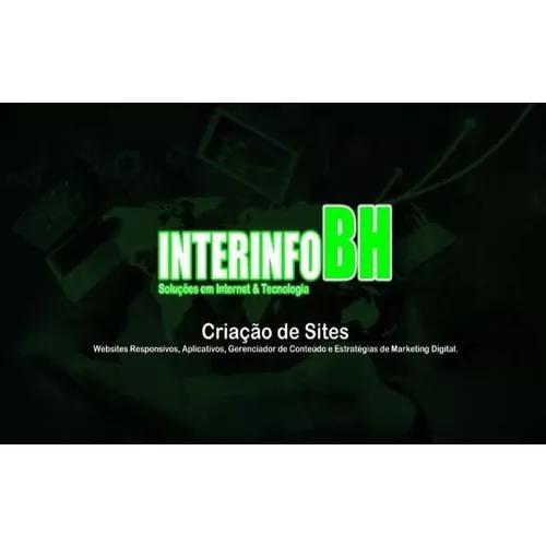 Criação de sites e aplicativos