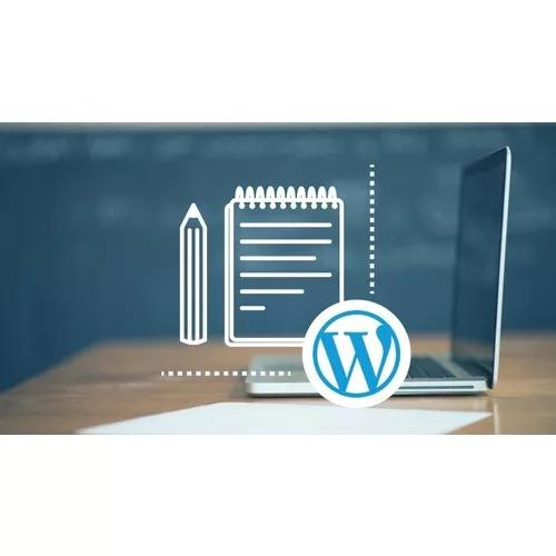 Criação de website/blog