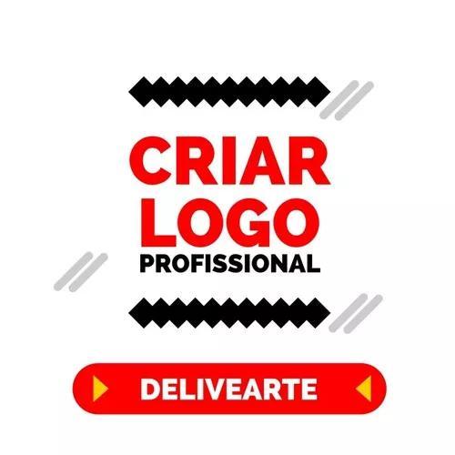 Criar De Logo Profissional + Brinde