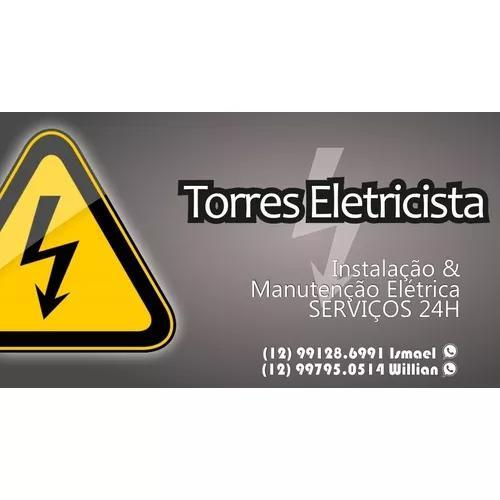 Eletricista...serviços eletricos