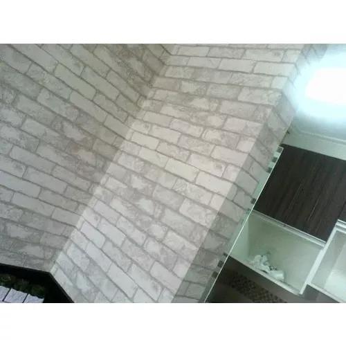 Instalação profissional de papel de parede