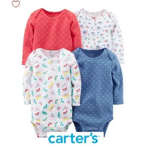 Kit conjunto carters roupa bebê criança eua saída 12