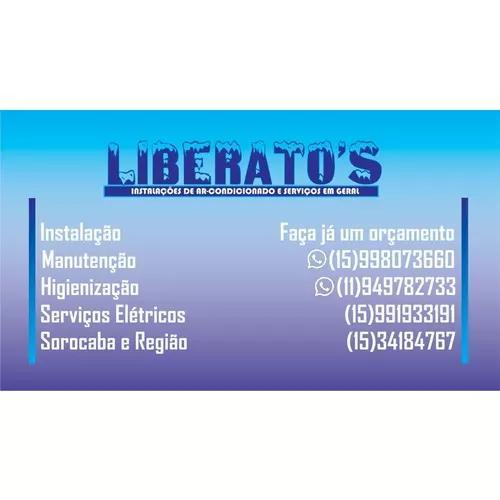 Liberato's ar condicionado