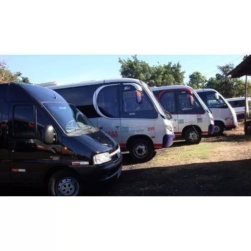 Onibus/micros e vans para fretamento