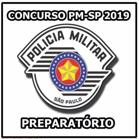Pm soldado 2° classe 2019 - curso preparatório online
