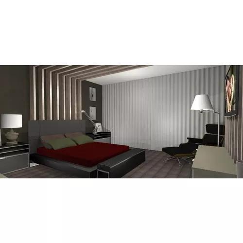 Projeto de interiores e decoração