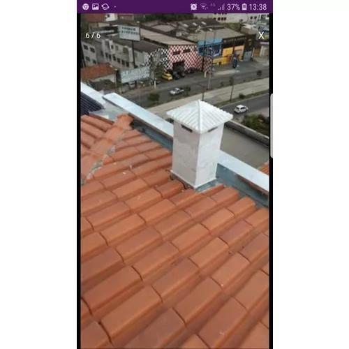 Reforma e conserto de telhados, vazamentos, infiltraçoes !