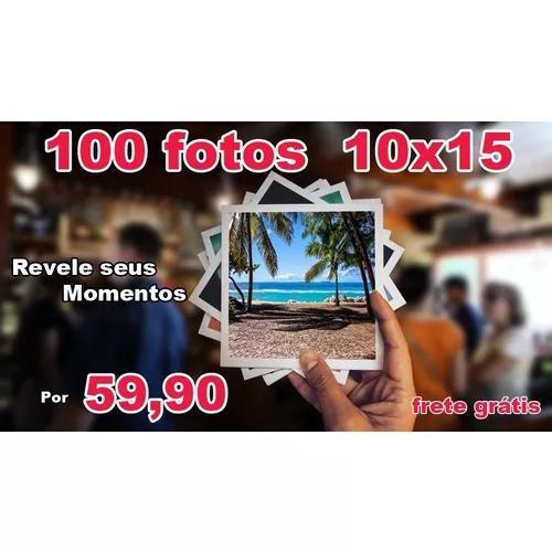 Revelacao de 100 fotos 10x15