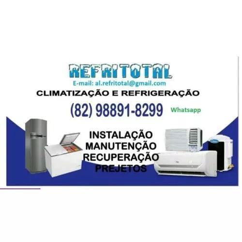 Serviços de ar condicionados