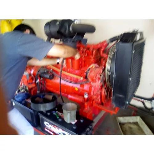 Serviços de manutenção e instalação de grupos geradores