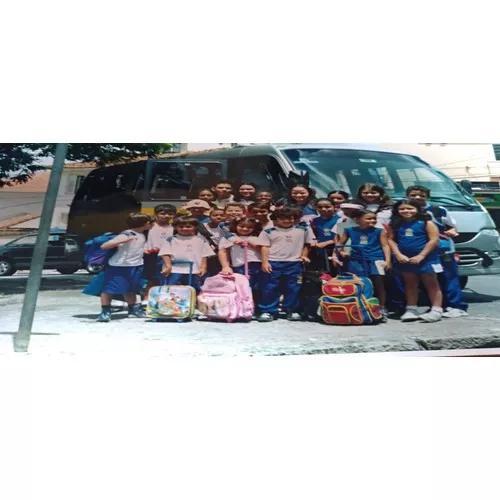 Transporte escolar desde 1989 para região de belo horizonte