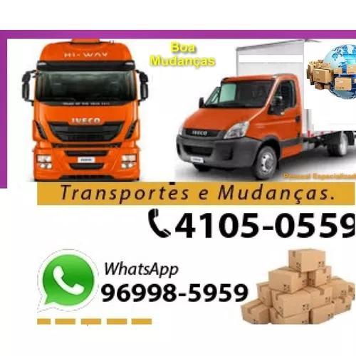 Transportes e mudanças carretos e fretes