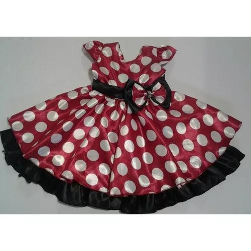 Vestidominnie infantil de festa luxo com tiara