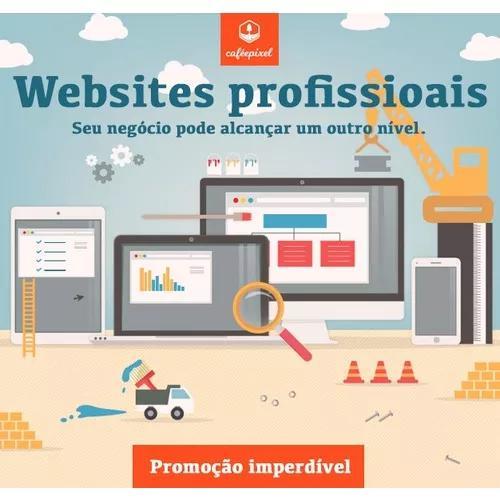 Website institucional para pequenas