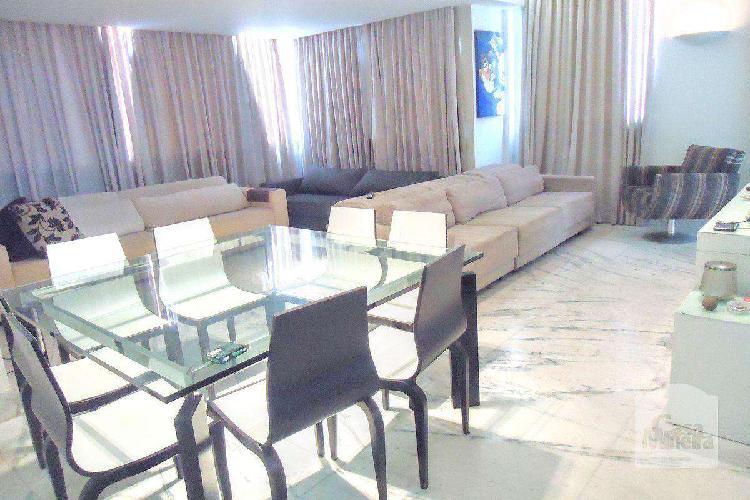 Apartamento, Cidade Jardim, 4 Quartos, 4 Vagas, 1 Suíte