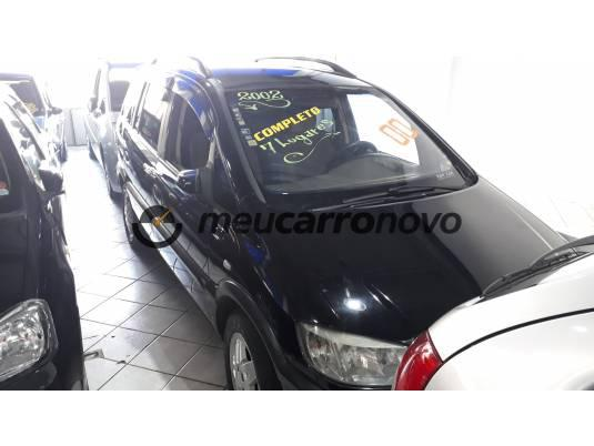 Chevrolet zafira 2.0/cd 2.0 8v mpfi 5p mec. 2002/2002