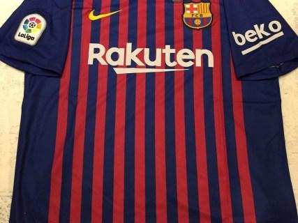 e8bebb4498 Camisa barcelona home 18 19 torcedor nike masculina