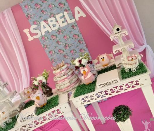 Decoração de festa festas, aniversário, chá de bebê,