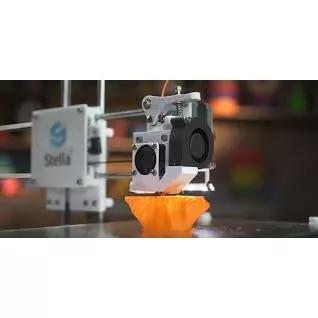 Impressão 3d rápida, fácil e baixo custo