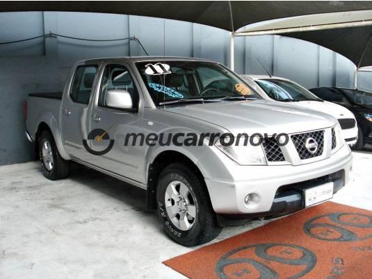 Nissan frontier xe cd 4x2 2.5 tb diesel 2012/2012