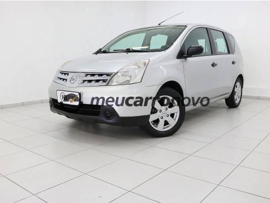Nissan livina s 1.6 16v flex fuel mec. 2010/2011