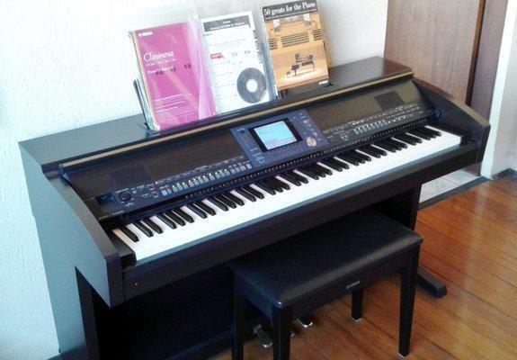 Piano digital yamaha clavinova cvp-503