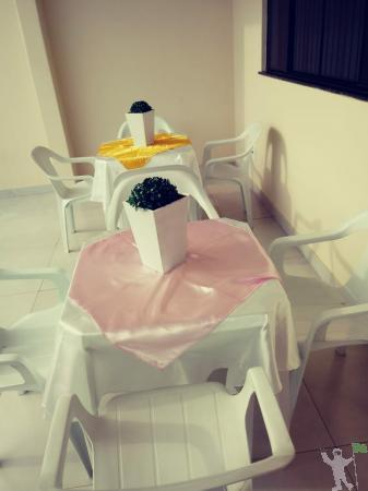 Toalhas de mesa, toalha de mesa dos convidados, locaçao