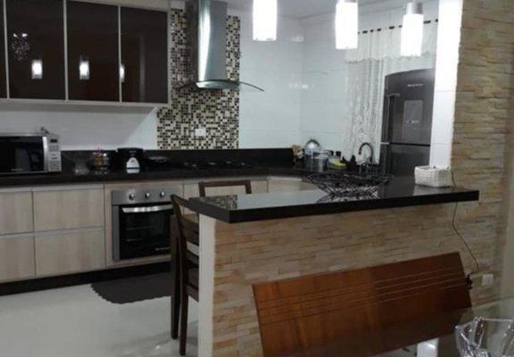 Apartamento cobertura 134mts² - 2vgs - b. nova gerty _