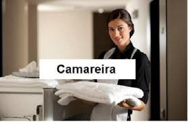 Camareira / copeira / higienização em geral