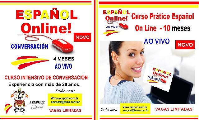 Curso conversação espanhol